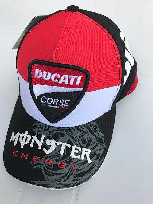 Boné M Ducati