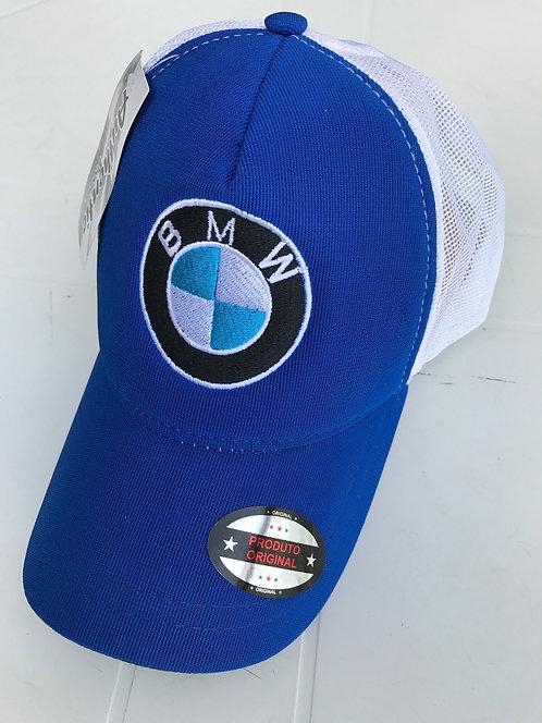 Boné BMW az-br
