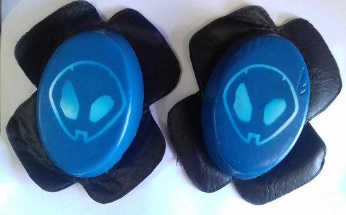 Saboneteiras azul B