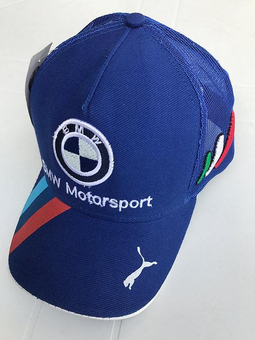 Boné BMW azul