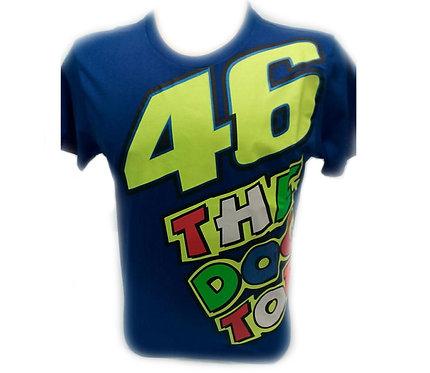 Camiseta 46 - The Doctor