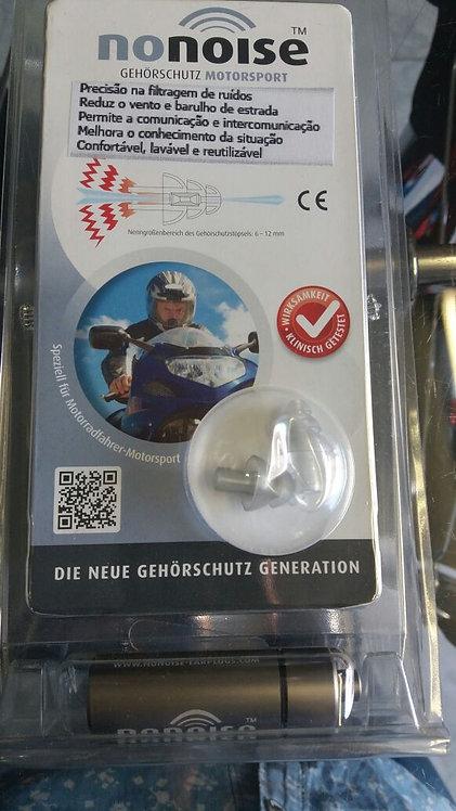 Protetor de ouvidos alemão.