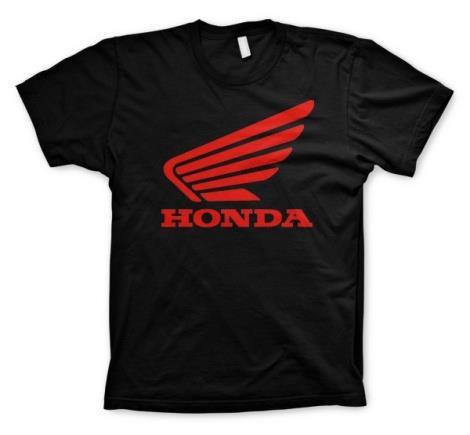 Camiseta Honda TT