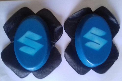 Saboneteiras azul S