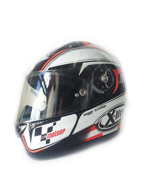 Capacete X-lite - moto GP