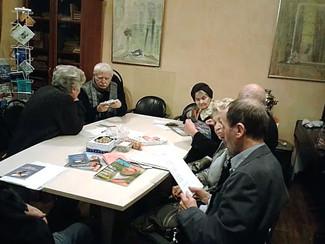 28 декабря состоялось собрание секции прозы
