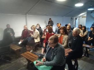 В память о Людмиле Вязмитиновой посадили сосну