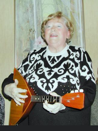 Алле Васильевне Зубовой - 90 лет!