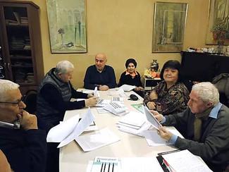 30 января состоялось собрание секции прозы