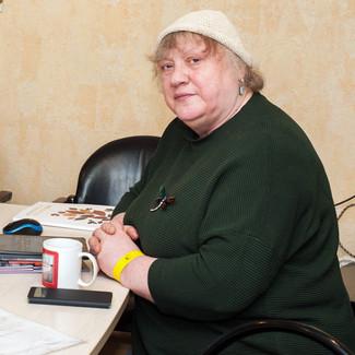Ушла из жизни Людмила Вязмитинова