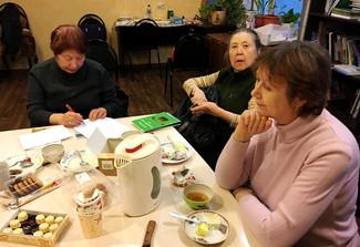 Состоялось собрание членов секции детской и юношеской литературы
