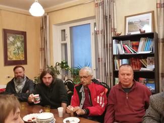 Председателем секции поэзии МСЛ выбран Владимир Пряхин