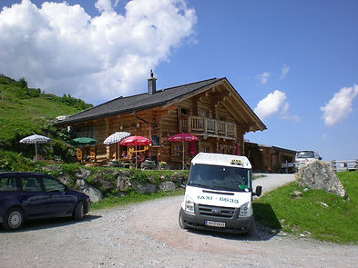 Hiking taxi, excursions taxi in austria