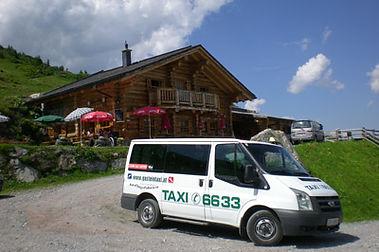 Taxi i Österrike, fäbod utflykt