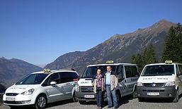 Minibus Transfer till Gastein