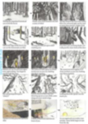 Jacob Gamm MA Digital Games: Design & Theory Storyboard
