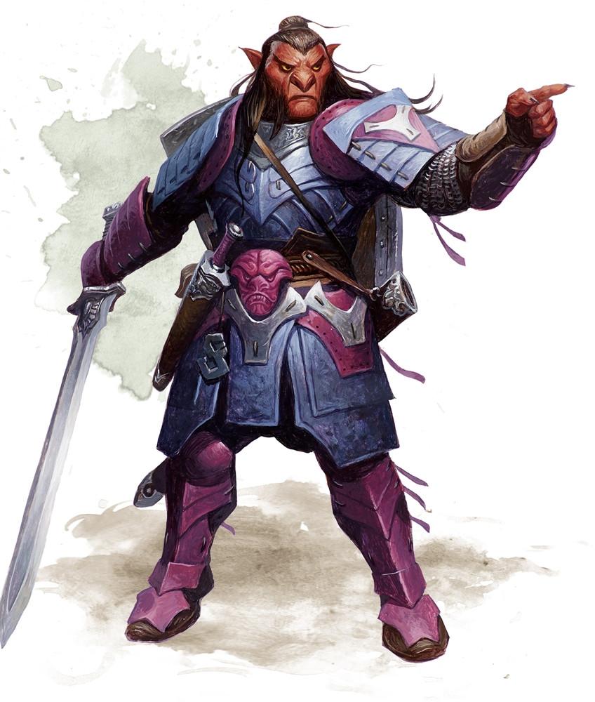 Hobgoblin 5e Dungeons and Dragons D&D