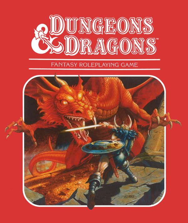 Wizard of the Coast D&D Dungeons and Dragons