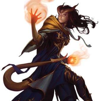 Tieflings. Fifth Edition D&D Design for the Malazan world