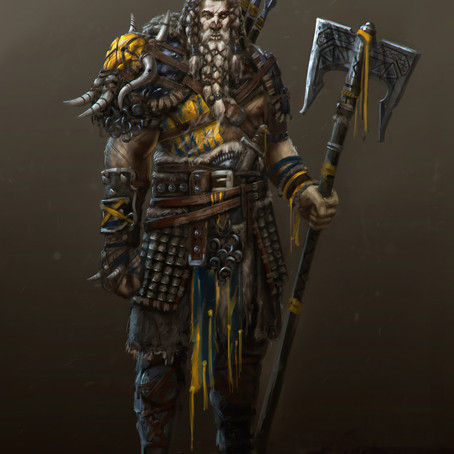 Updating the Races after Play-testing- a Malazan inspired 5E D&D game