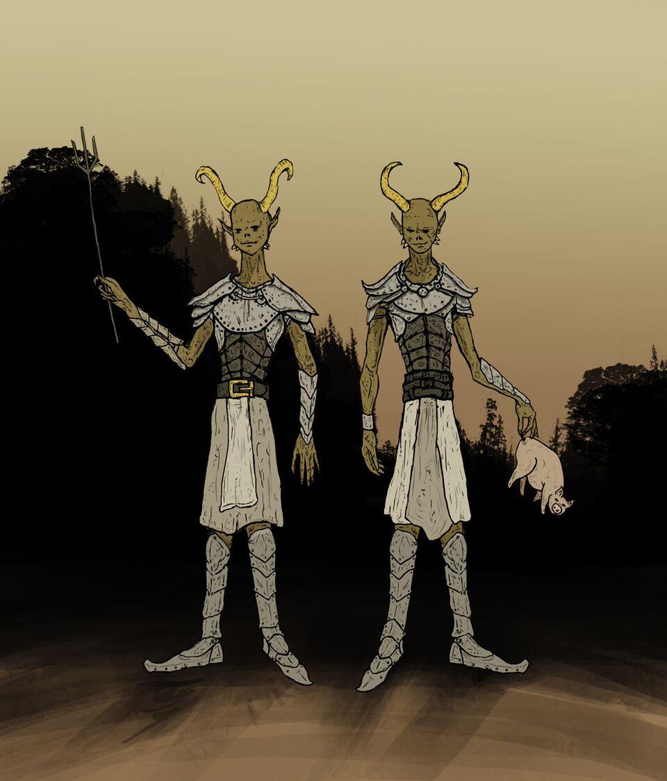 malazan books fallen demon deamon Kenryll'ah Kenyll'rah