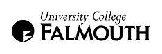 University College Falmouth logo. Cornwall Falmouth.