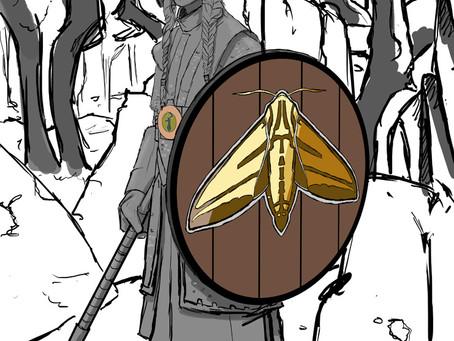 Tailtu, Paladin of the Woods