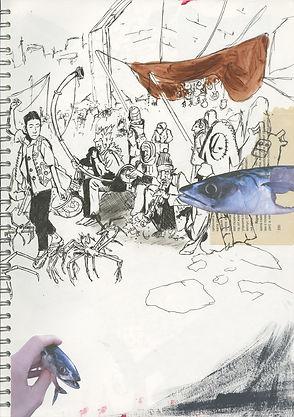 Sketchbook Jacob Gamm