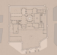 Bauchalins estate.Digital tabltop RPG game map inspird by the Malazan books of the fallen. Jacob Gamm