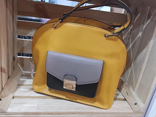 Ladies Yellow Handbag