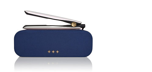 GHD gold and case