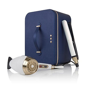 Limited edition GHD platinum+ & helios.j