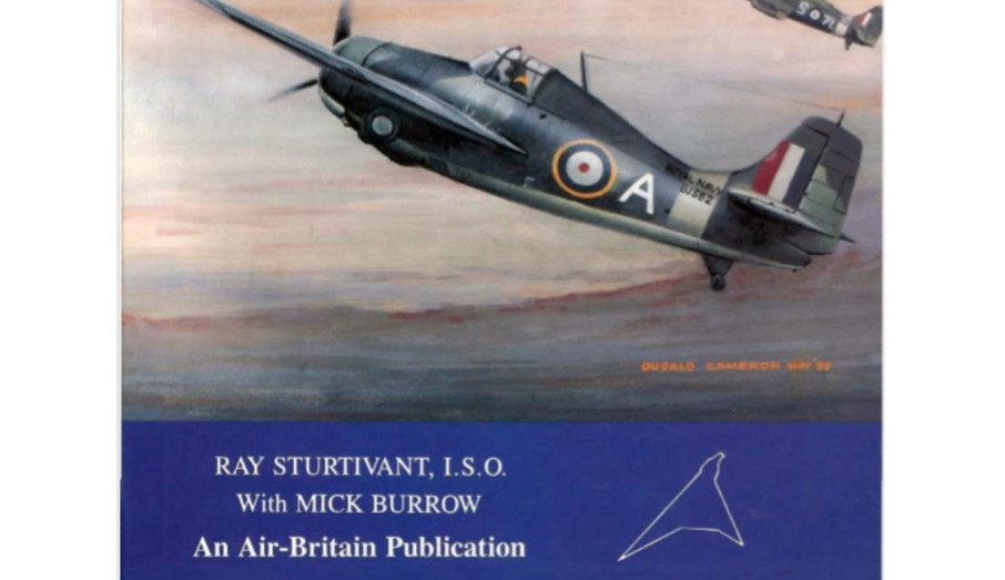 This large volume lists the fates of almost all the Fleet Air Arm's aircraft.