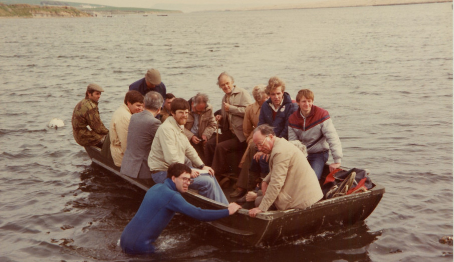 1983 recovery - The Fleet