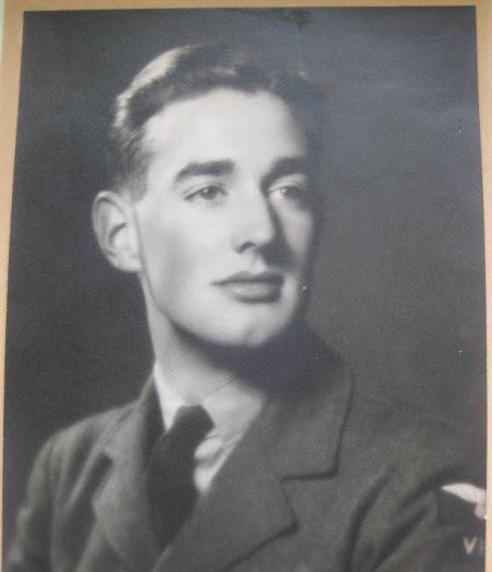 Sub Lieutenant Richard Catlin Scriminger, Pilot of JS590