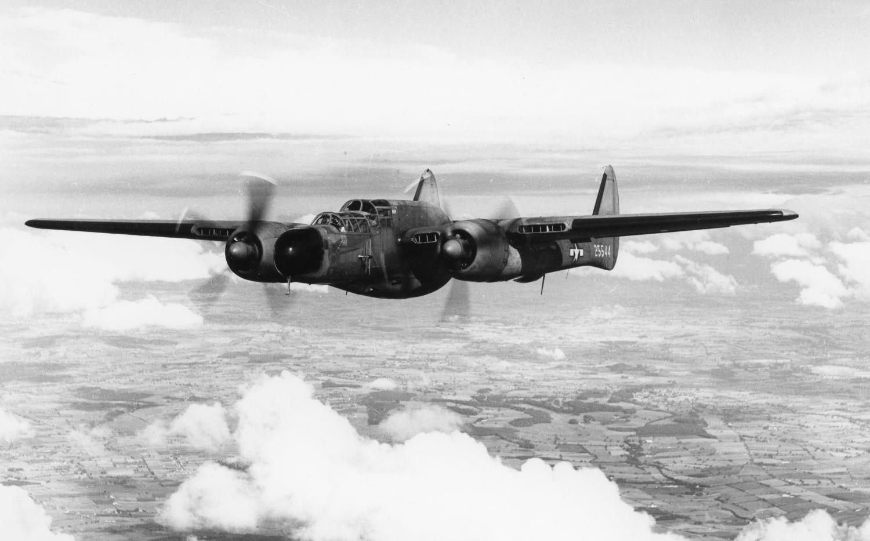 P-61A Black Widow