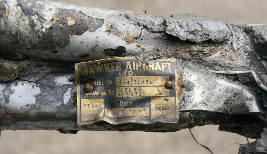 Hurricane P3966 main plate.jpg