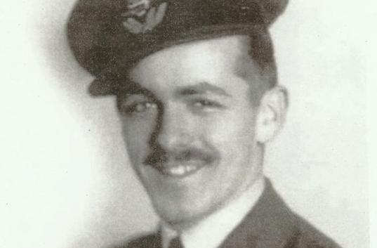Roland Bud Wolfe 222 Squadron