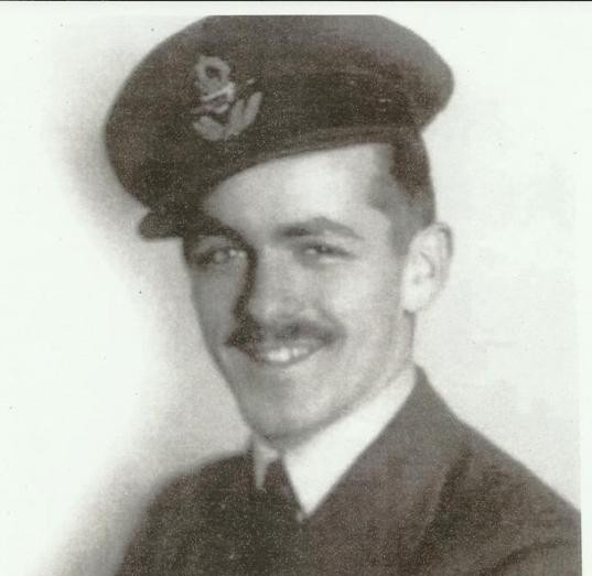 Roland Bud Wolfe 222 Squadron