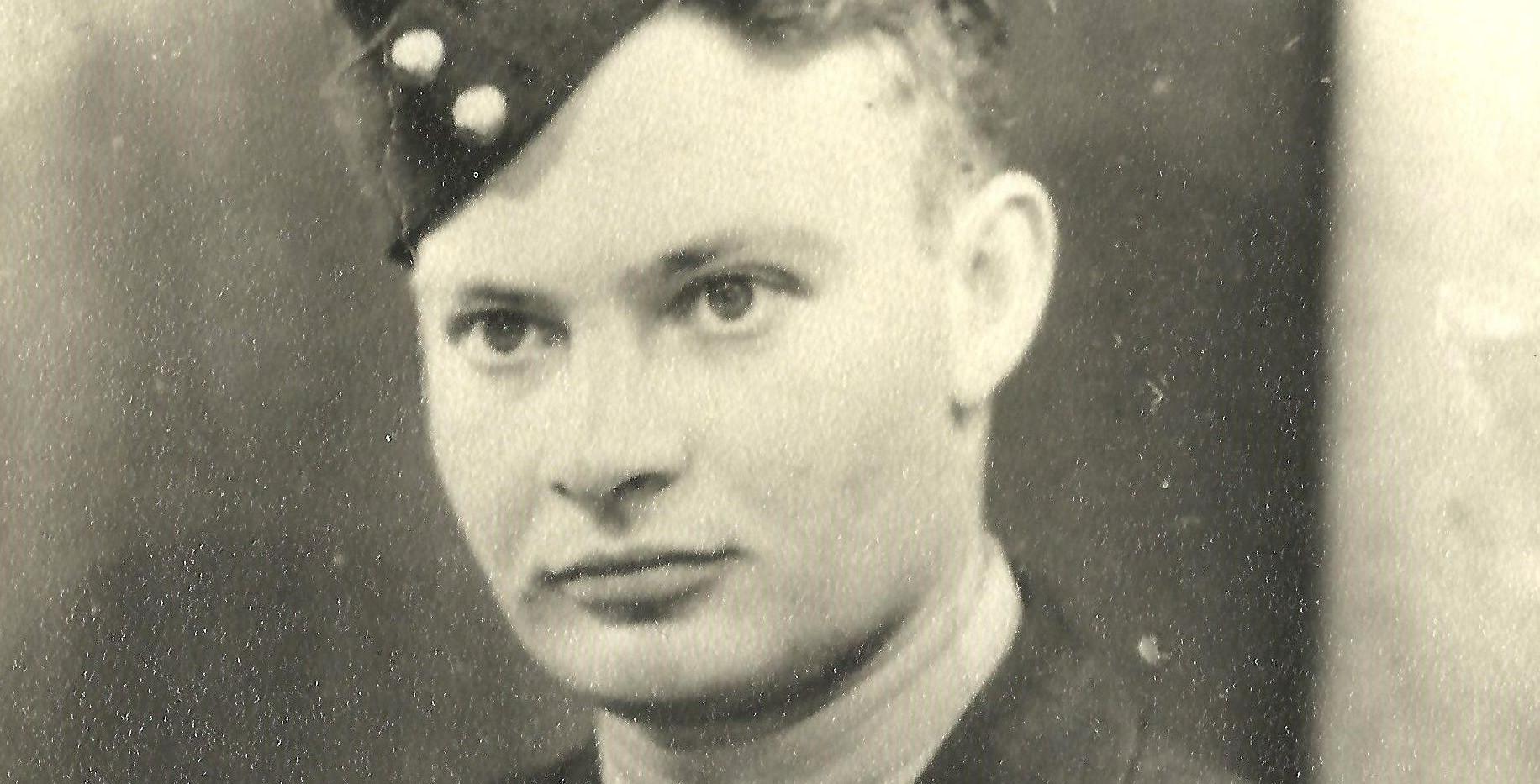 Sgt Chris McTaggert - Sandy's gunner