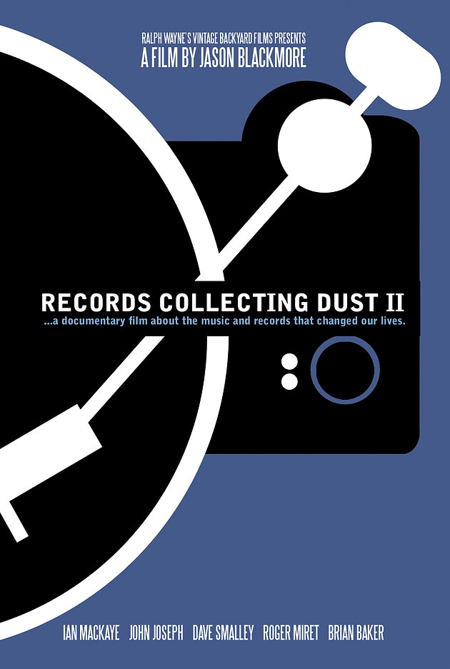 RCD II ON AMAZON PRIME  | Records Collecting Dust - a vinyl