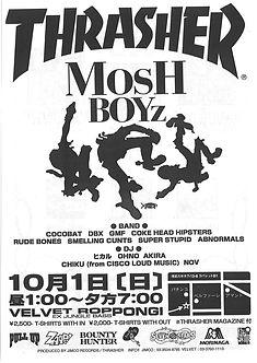 thrasher mosh boyz