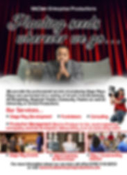 Akiva McClam Stage Play Services Flyer.j