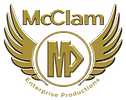 McClam Enterprise Productions Logo Trans