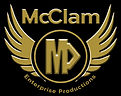 McClam Enterprise Productions Logo Black