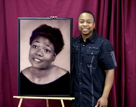 Akiva McClam Mom Memorial