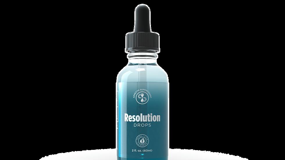 Resolution Drops
