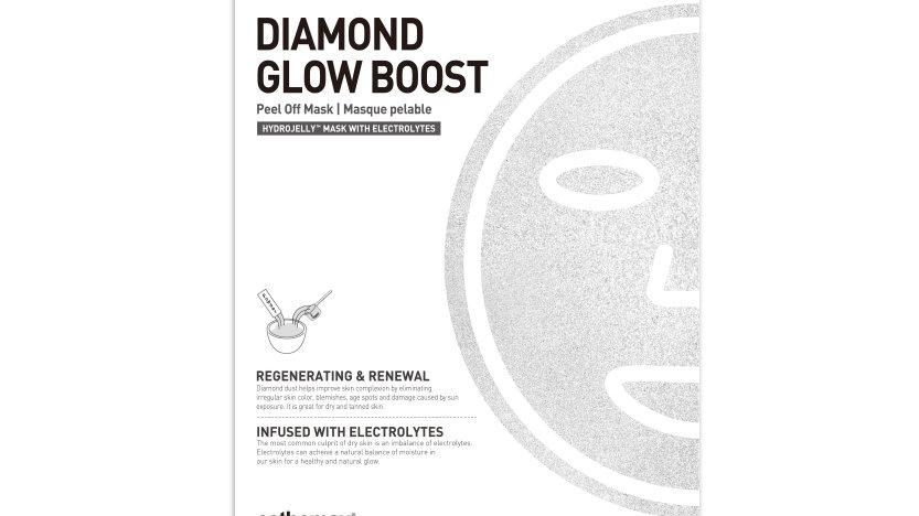 Esthemax™ HYDROJELLY MASK - DIAMOND GLOW BOOST