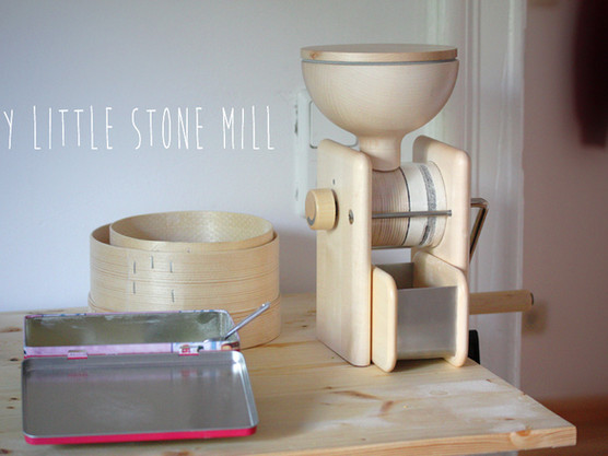 My little Stone Mill