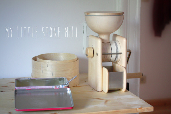 My little Stone Mill